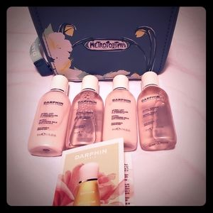 Darphin Skincare and Case 6 pcs